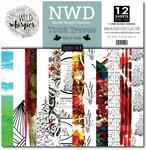 DOUBLE 12x12 Paper Pack - Tinbit Travels - Wild Whisper Designs