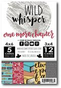 Card Pack - One More Chapter - Wild Whisper Designs - PRE ORDER