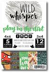 Card Pack - Play In The Dirt - Wild Whisper Designs