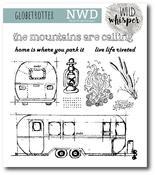 Globetrotter Stamp Set - Wild Whisper Designs - PRE ORDER