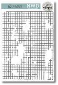 Worn Graph Stencil - Wild Whisper Designs - PRE ORDER