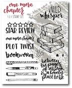 One More Chapter Stamp Set - Wild Whisper Designs - PRE ORDER