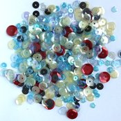 Sequins - One More Chapter - Wild Whisper Designs - PRE ORDER