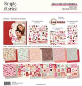 Sweet Talk Collector's Essential Kit - Simple Stories