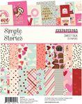 Sweet Talk 6x8 Pad - Simple Stories