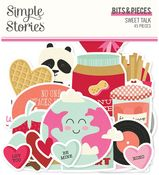 Sweet Talk Bits & Pieces - Simple Stories