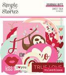 Sweet Talk Journal Bits - Simple Stories