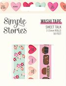 Sweet Talk Washi Tape - Simple Stories