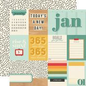 January Paper - Hello Today - Simple Stories - PRE ORDER