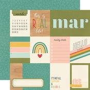March Paper - Hello Today - Simple Stories