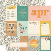 April Paper - Hello Today - Simple Stories - PRE ORDER