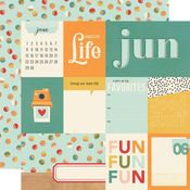 June Paper - Hello Today - Simple Stories - PRE ORDER