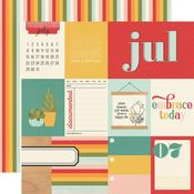 July Paper - Hello Today - Simple Stories - PRE ORDER