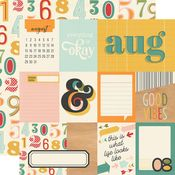 August Paper - Hello Today - Simple Stories - PRE ORDER