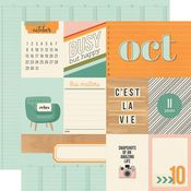 October Paper - Hello Today - Simple Stories - PRE ORDER