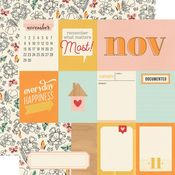 November Paper - Hello Today - Simple Stories - PRE ORDER