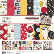 Say Cheese Main Street Collection Kit - Simple Stories