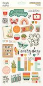 Hello Today Chipboard - Simple Stories - PRE ORDER