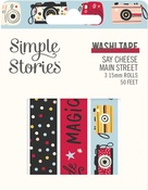 Say Cheese Main Street Washi Tape - Simple Stories - PRE ORDER