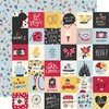 2 x 2 Elements Paper - Say Cheese Main Street - Simple Stories