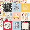 4 x 4 Elements Paper - Say Cheese Main Street - Simple Stories
