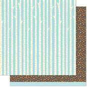 Birch Paper - Into The Woods - Lawn Fawn