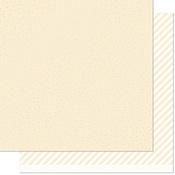 Cream Foiled Sparkle Paper - Let It Shine - Lawn Fawn