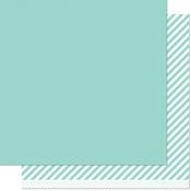 Mint Foiled Sparkle Paper - Let It Shine - Lawn Fawn