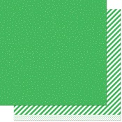 Green Sprinkle Paper - Let It Shine - Lawn Fawn
