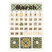 March Calendar Kit - Foundations Decor