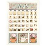 May Calendar Kit - Foundations Decor
