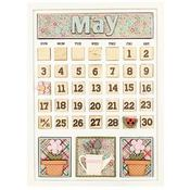 May Calendar Kit - Foundations Decor