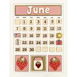 June Calendar Kit - Foundations Decor
