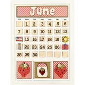 June Calendar Kit - Foundations Decor
