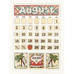 August Calendar Kit - Foundations Decor