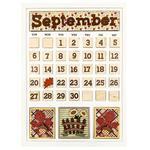 September Calendar Kit - Foundations Decor