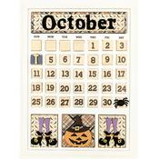 October Calendar Kit - Foundations Decor