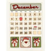 December Calendar Kit - Foundations Decor