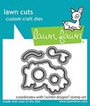 Winter Dragon Lawn Cuts - Lawn Fawn