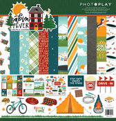 12 x 12 Collection Pack - Cabin Fever - Photoplay
