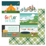 Go Play Outside Paper - Cabin Fever - Photoplay - PRE ORDER