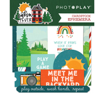 Ephemera - Cabin Fever - Photoplay - PRE ORDER