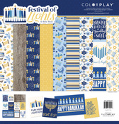 12 x 12 Paper Pack - Festival of Lights - Photoplay