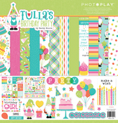12 x 12 Collection Pack - Tulla's Birthday Party - Photoplay