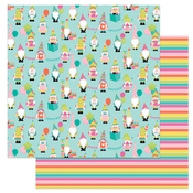 Celebrating With My Gnomies Paper - Tulla's Birthday Party - Photoplay - PRE ORDER