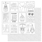 Color Me Paper - Tulla's Birthday Party - Photoplay - PRE ORDER
