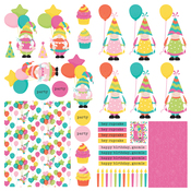 Dies Paper - Tulla's Birthday Party - Photoplay - PRE ORDER