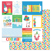 Surprise Paper - Norbert's Birthday Party - Photoplay - PRE ORDER