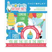 Ephemera - Norbert's Birthday Party - Photoplay - PRE ORDER