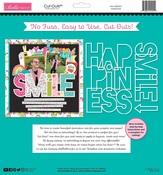 Happiness Cut Outs Paper - Bella Besties - Bella Blvd - PRE ORDER